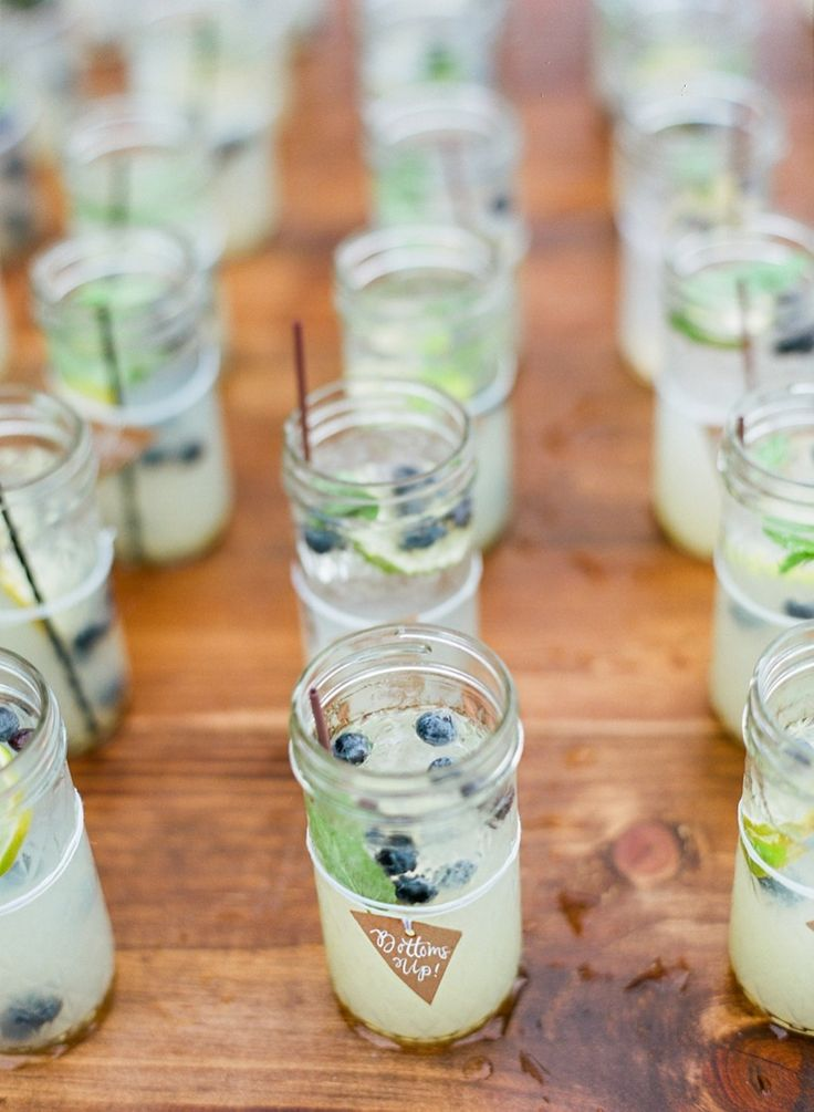Signature #wedding Cocktail, Vodka Limeade | Photography: Jodi Miller Photography - www.jodimillerphotography.com  Read More: http://www.stylemepretty.com/2014/05/12/casual-southern-garden-wedding/