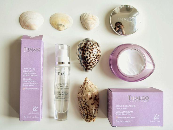 Collagen Cream range from @Thalgo UK Ltd #beauty #blogger #skincare #inspiration