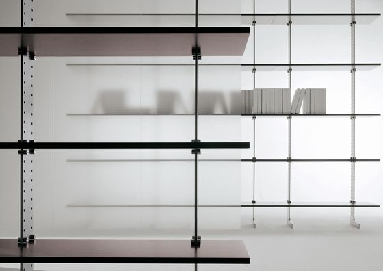 Shelving systems | Storage-Shelving | Elegie | Misura Emme. Check it out on Architonic