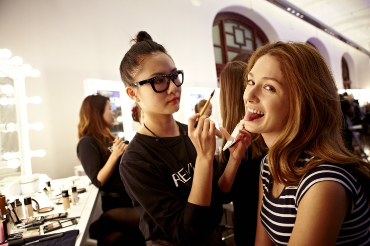 Backstage beauty with Revlon @ 30 days of Fashion & Beauty