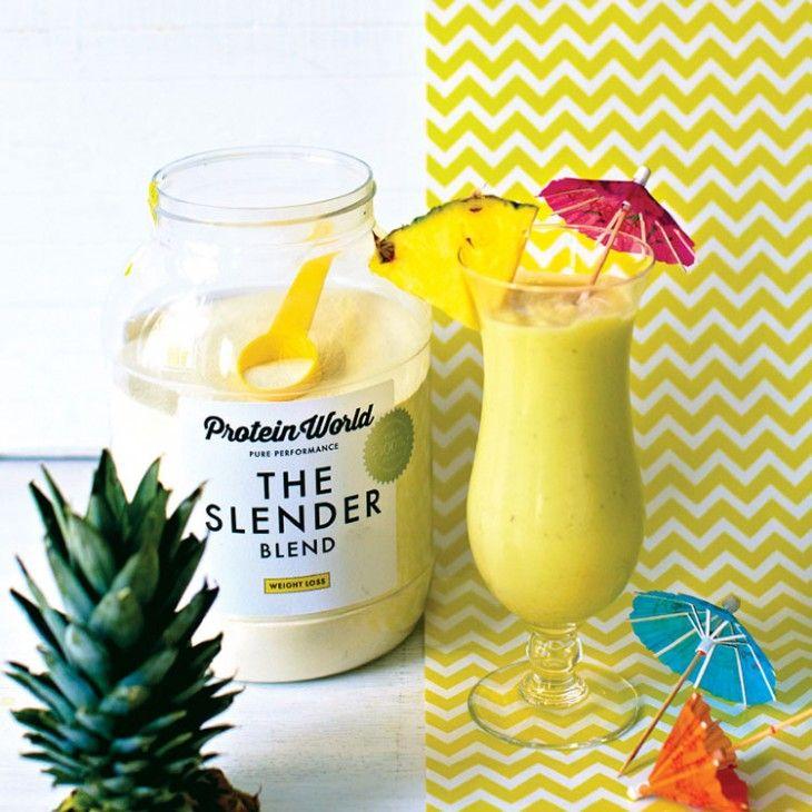 Slender Pina Colada