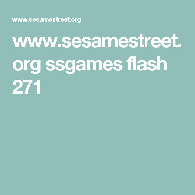 www.sesamestreet.org ssgames flash 271