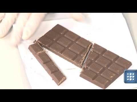 Czoko-optyka, czyli jak uzyskać dodatkowy kawałek czekolady - YouTube