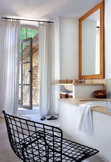 Die besten 25+ Gardinen für balkontür Ideen auf Pinterest - gardinen f rs badezimmer