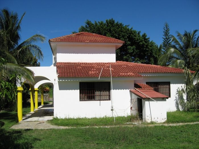 Cabarete - simple 3 beds house for 75,000 USD for sale in gated community