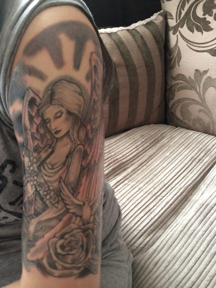 Angel Half sleeve