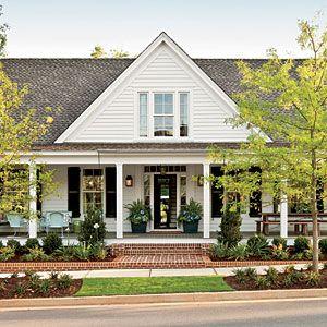 Southern living idea house dahlonega