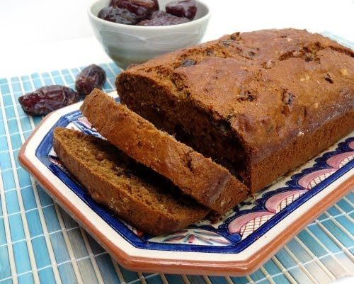 Radishes and Rhubarb: Date Nut Loaf
