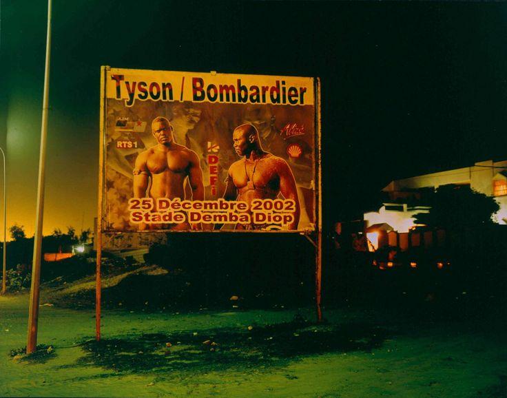 Rut Blees Luxemburg, 'Tyson/Bombardier' 2003