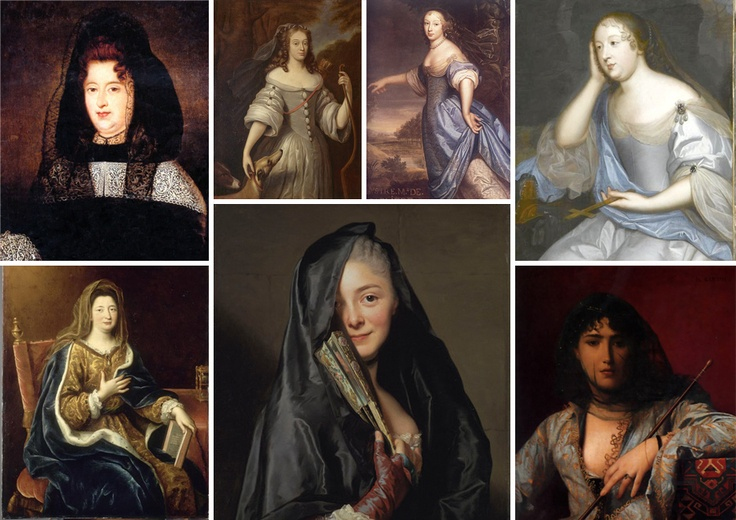 #veil #history