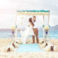 Свадьбы на пляже | 3508 Фото идеи | Страница 11