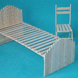 Resultado de imagem para diy doll accessories furniture