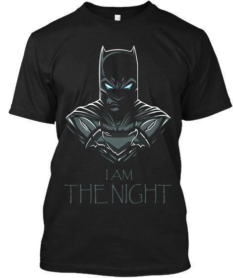 I Am The Night Black Kaos Front