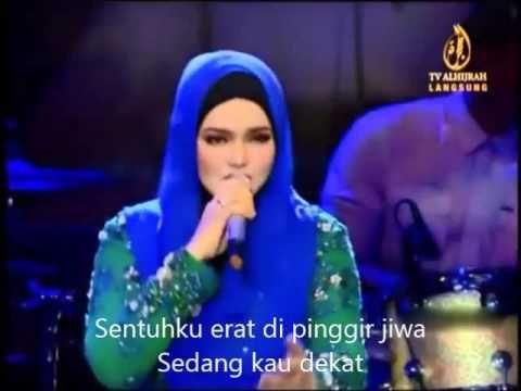 Siti Nurhaliza-Pintu Rindu (Lirik)