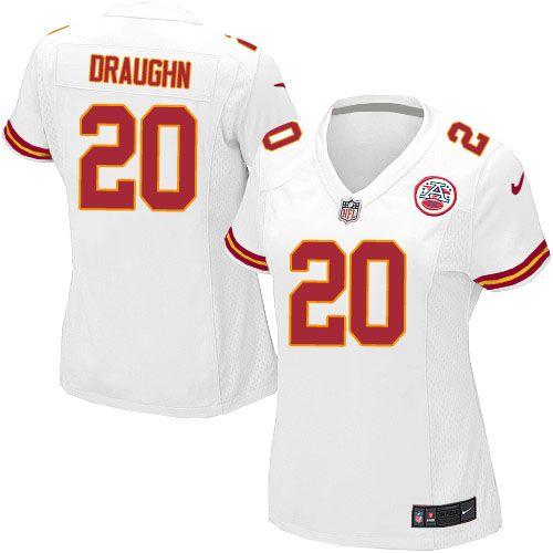 59543eec1 ... Nike Womens Shaun draughn Jersey Kansas City Chiefs 20 Elite White NFL  Jersey Sale Women Nike Kansas City Chiefs 40 Peyton Hillis ...