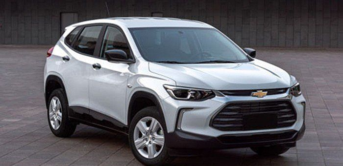 Allnew 2020 Chevrolet Tracker Leaks In China Gm Authority