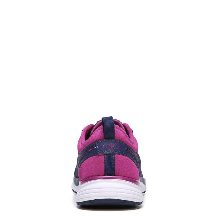 Ryka Women's Resonant Nrg Training Shoes (Navy/Purple)