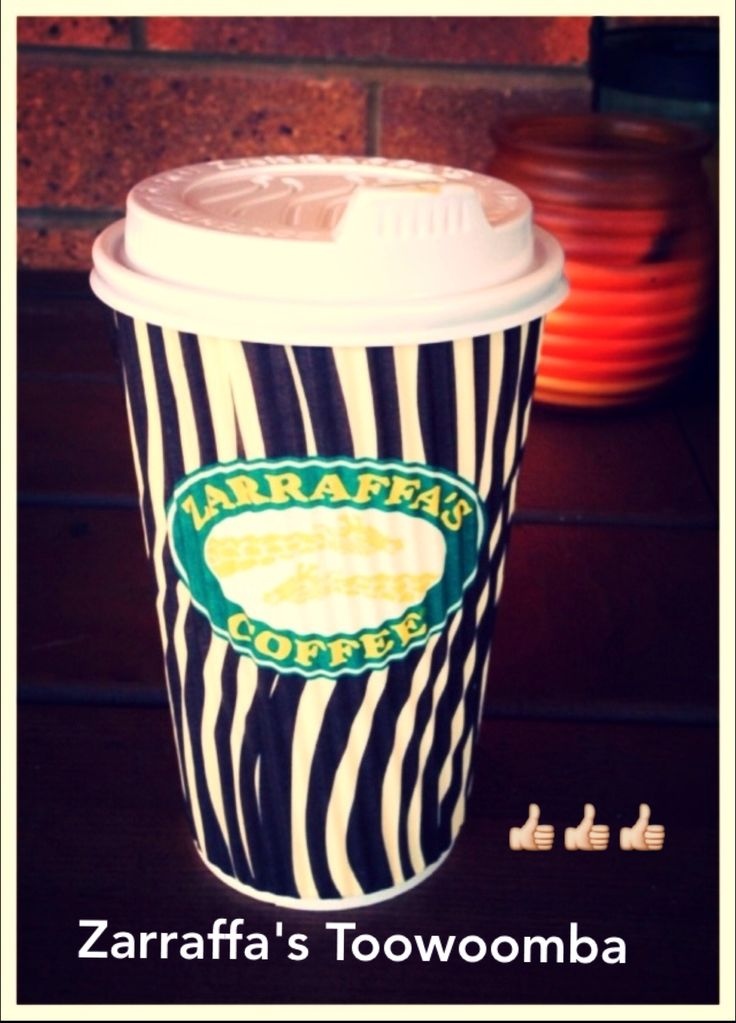Cup #2. Zarraffa's Coffee, Kmart Plaza South Toowoomba 4350. I guess I can't go 100 cups without including my locals. Of the chain store coffee houses Zarraffa's, in my opinion, is the most palatable. While the coffee can be a bit hit and miss it's usually pretty good. Although you definitely need an extra shot in the grande size if you want to taste your coffee!