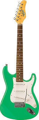 #Washburn os s style electric #guitar bag #tuner picks cable amp pack surf green,  View more on the LINK: http://www.zeppy.io/product/gb/2/351658859280/