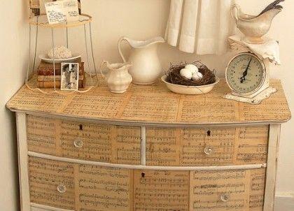 Riciclo creativo: i vecchi mobili non si sprecano ma si rinnovano | Foto