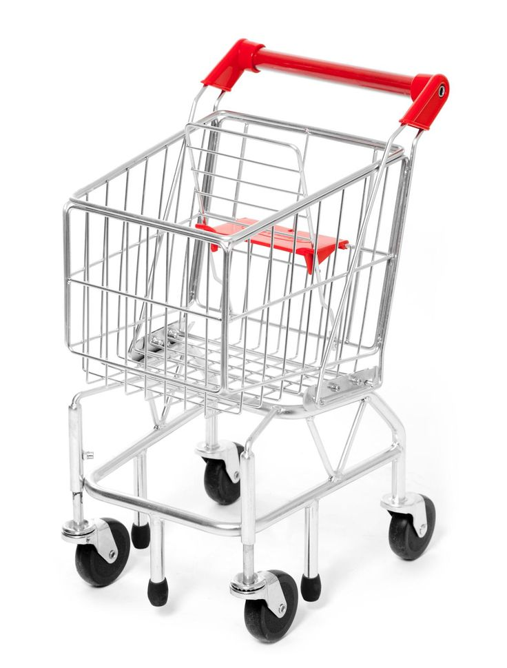 Amazon.com: Melissa & Doug Shopping Cart: Toys & Games $49.99 & FREE Shipping