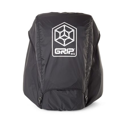 The GRIP EQ L/A/B-Series Full Fit Rain Cover provides close fitting, essential coverage in most inclement weather conditions while allowing internal access with minimum exposure. Designed to help keep the elements out without compromising the functionality and convenience that define Grip L-Series, A-Series & B-Series Disc Golf Bags.