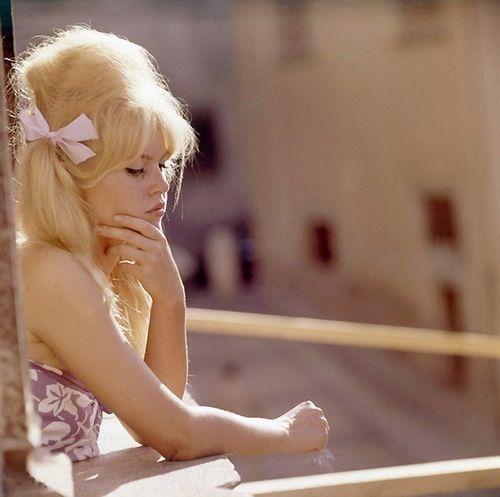 Brigitte Bardot gloriosa