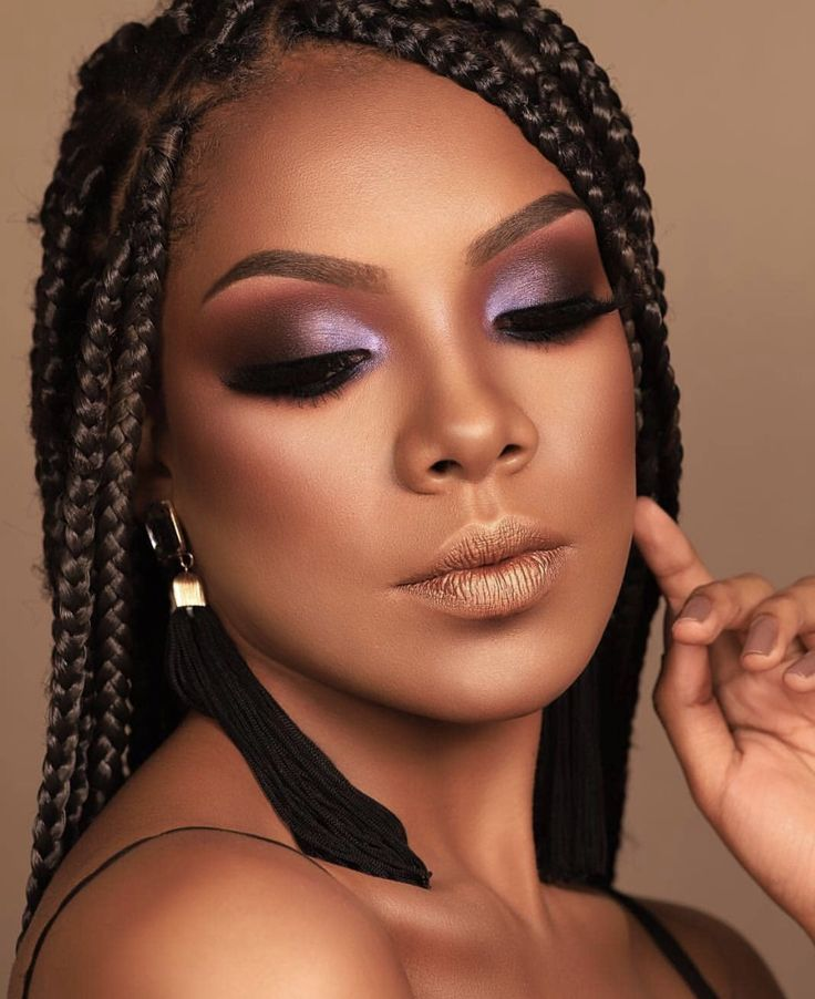Água Termal: Em quais momentos incluir na sua rotina de beleza? | Dark skin makeup, Glam makeup look, Black girl makeup