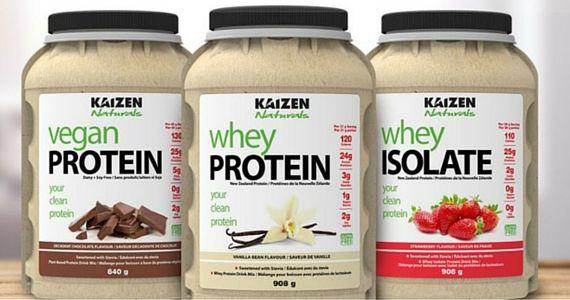 Free Sample Kaizen Protein