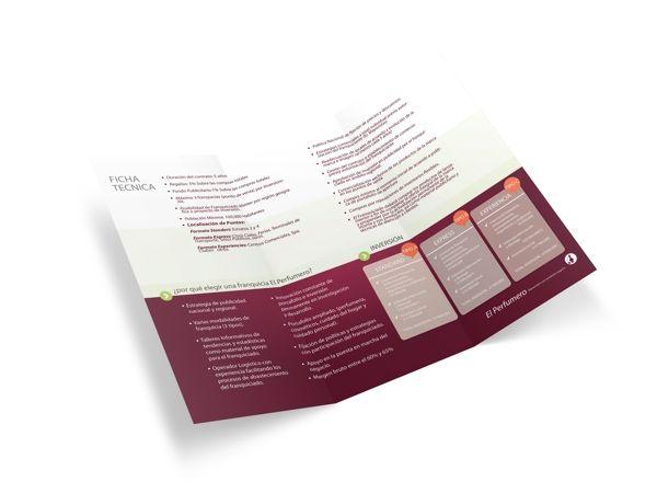 Brochure El Perfumero Franquicias