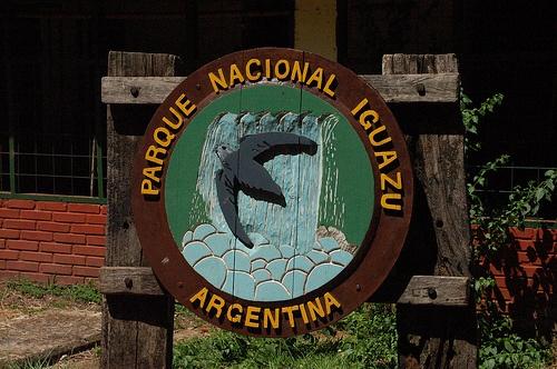 Parque Nacional Iguazu, Argentina/ Iguazu National Park, Argentina.