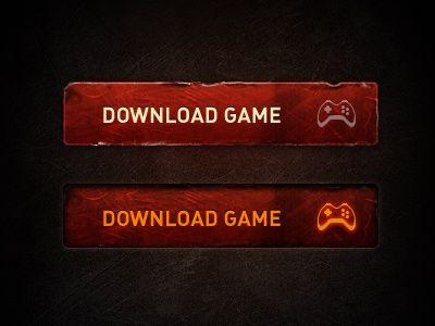 Game Button Design