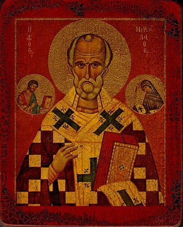 St. Nicholas Center ::: Modern-Day Daedalus
