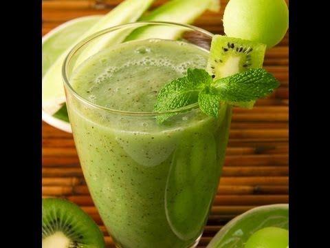 """Смузи """"Зеленая прелесть"""" --- мой рецептик"""