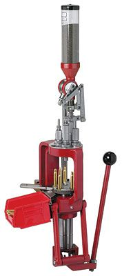 Hornady Lock-N-Load® AP™ Reloading Press $520. Stays at home with 2,500 rounds and enough to reload those another 5,000 times.