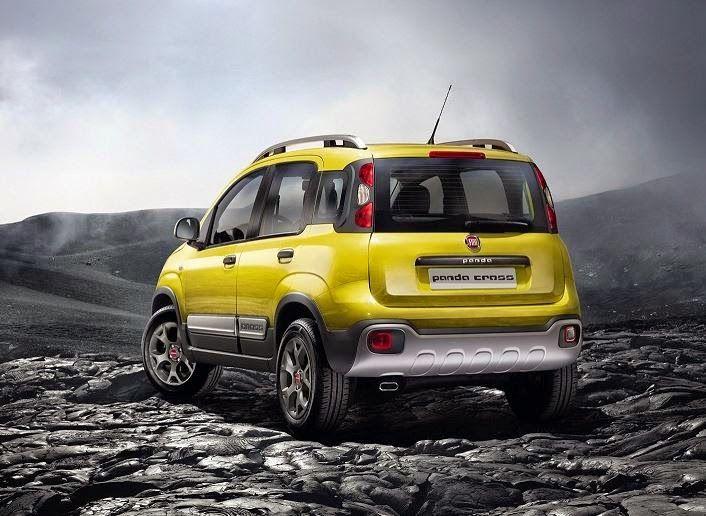 2015 Fiat Panda Cross - Motor Lovers