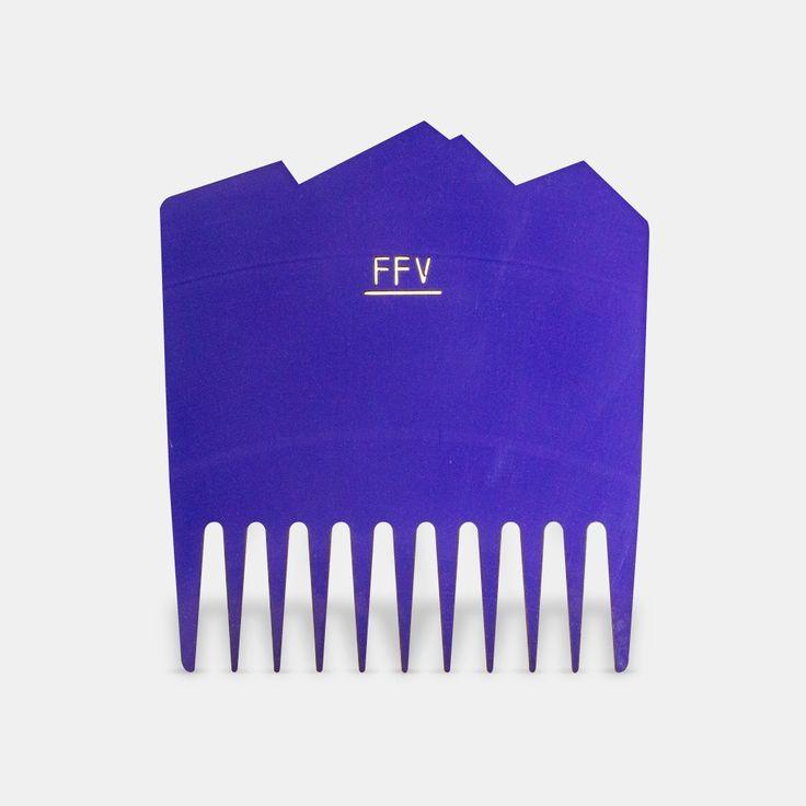 Fit for Vikings Vinyl Beard Comb