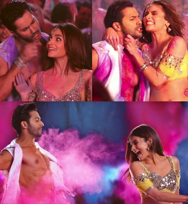 Badrinath Ki Dulhania title song: Alia Bhatt and Varun Dhawan's Holi number is vibrant, colourful and groovy #AliaBhatt #VarunDhawan #BadrinathKiDulhania
