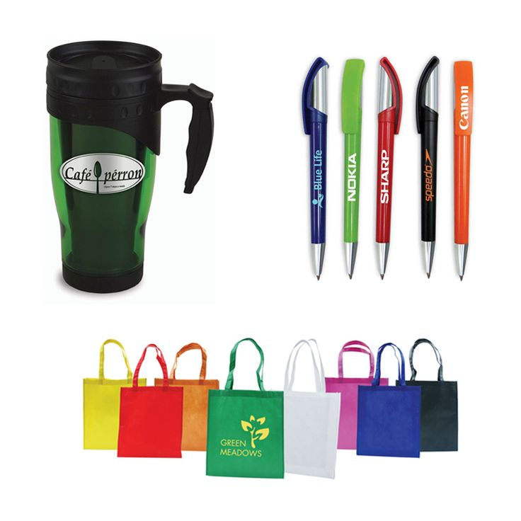 3 Reasons Promotional Products Work For Your Business | #Montreal  PPPC