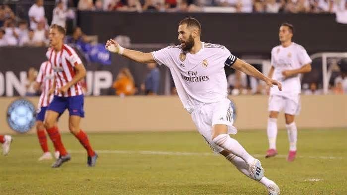 Real Madrid Vs Atletico Madrid Live Stream Watch La Liga Game