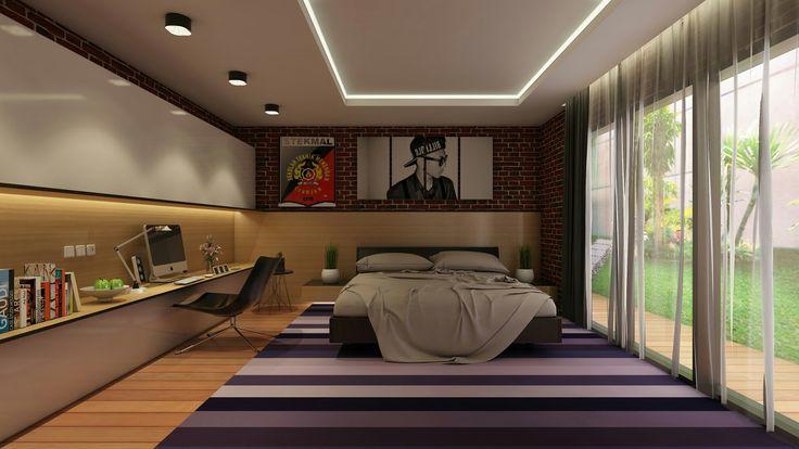 #interior #badroom #sketchup #naturalis #stekmal #arsitektur