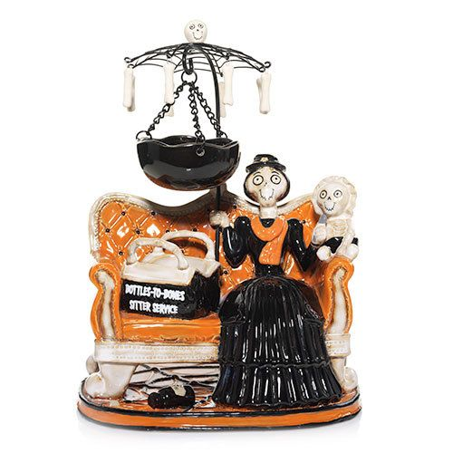 Boney Bunch Scary Poppins : Wax Melts Warmer : Yankee Candle