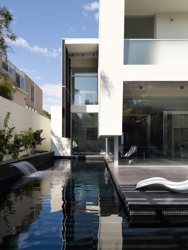 Best Modern Architecture Images On Pinterest Modern Modern - Contemporary purity and simplicity pool villa by jm architecture italy