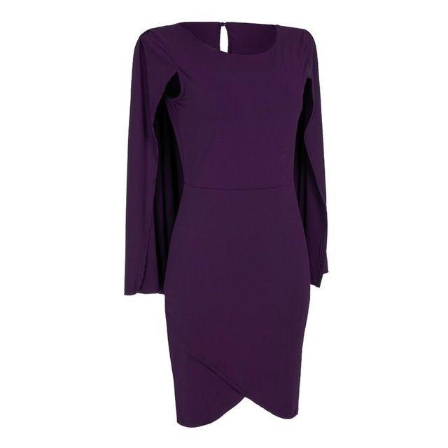 Элегантный вино женщины летнее платье с мыса плиссированные Bodycon бинты ну вечеринку платья эластичный дамы Vestidos клубные наряды купить на AliExpress