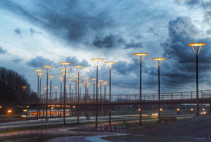 Jan Waaijerbrug, Zoetermeer, Buytenpark