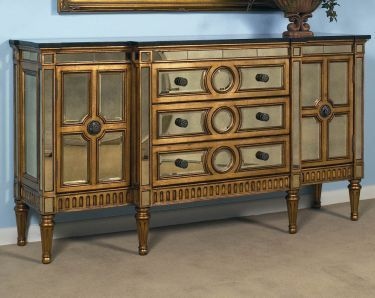 Tuscan Overtures Buffet Closeout Bassett Mirror Company