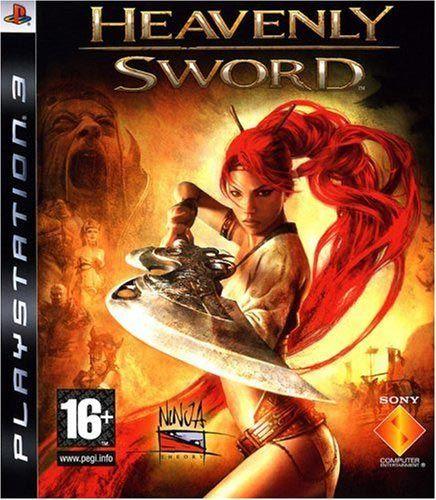 Heavenly sword en jeu PS 3 occasion pas cher   DVD-Comme-Au-Cinéma.com