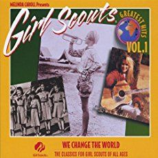 A collection of Girl Scout song lyrics popular at Girl Scout camps and events.