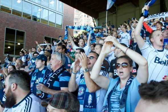 Vancouver Whitecaps Announce USL-Pro Side Vancouver Whitecaps FC 2