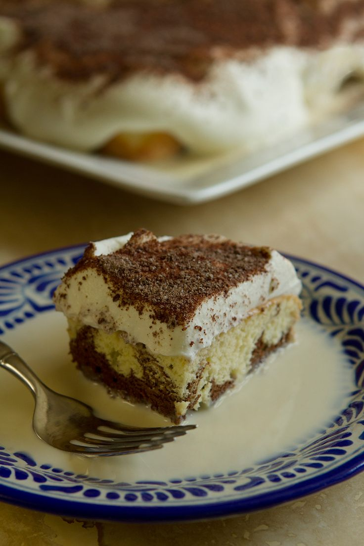 66 best just desserts images on pinterest beard style beards and celebrate hispanicheritagemonth with a traditional tres leches cake recipe that has a chocolatey spin and forumfinder Images